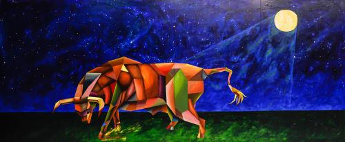 Rafael Arana - Murals and Art