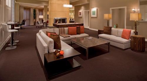 Hyatt Regency Chicago, Hotels, Interior Design