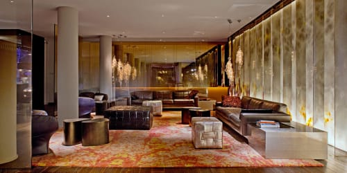 Andaz West Hollywood, Hotels, Interior Design