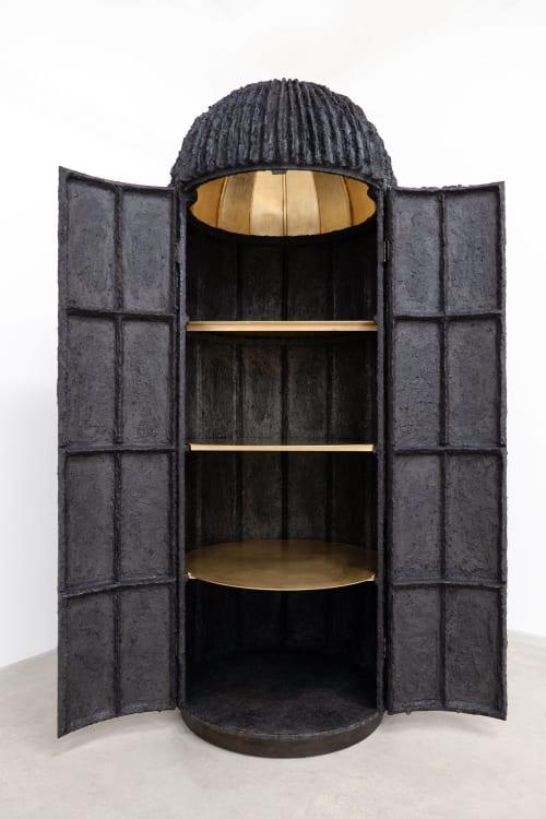 Furniture by Birnam Wood Studio seen at Birnam Wood Studio, Queens - True Jelly of the Beast