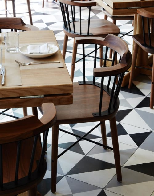 Chairs by Stellar Works seen at L'Amico, New York - Exchange Dining Chair