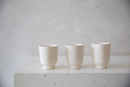 Cups by Atelier Dion seen at Samovar Tea Bar, San Francisco - Tea Cup