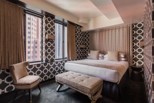 Room Mate Grace Hotel, Hotels, Interior Design