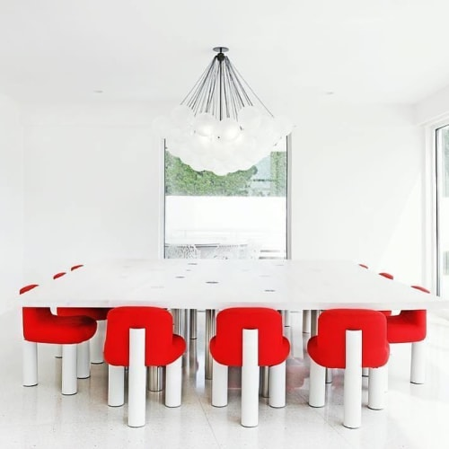 Interior Design by Cara Woodhouse Interiors seen at Private Residence, Deal - Dining Room Design