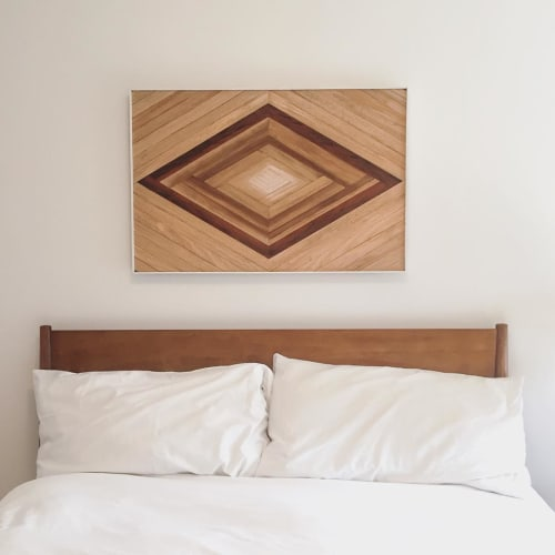 Wall Hangings by Nicole Sweeney seen at Private Residence, San Francisco - Wall Hanging