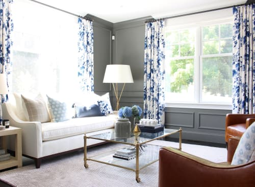 Interior Design by Meredith Rodday Design seen at Private Residence, Boston - Interior Design