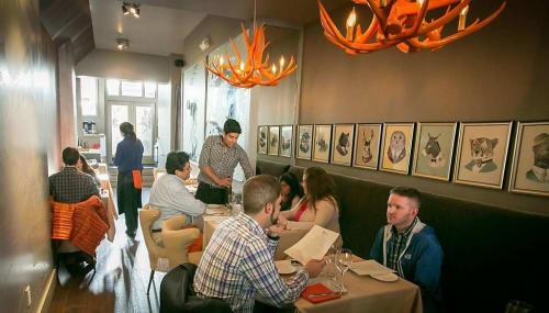 Fable, Restaurants, Interior Design