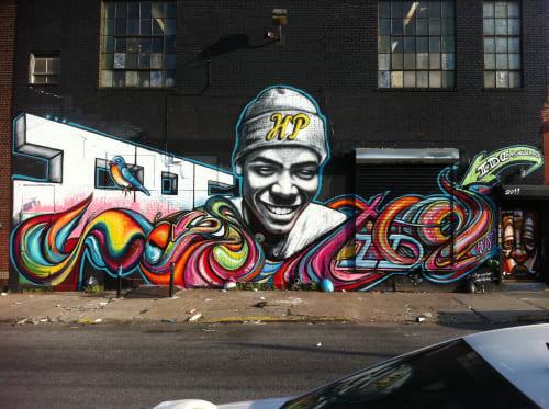 Shawn Bullen - Murals and Art