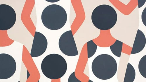 Geoff McFetridge - Wallpaper and Art