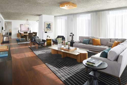 The Jeremy West Hollywood, Hotels, Interior Design