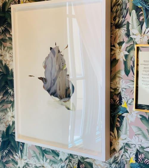 Art Curation by Kristin Dunlap seen at SF Decorator Showcase 2019, San Francisco - Art Curation