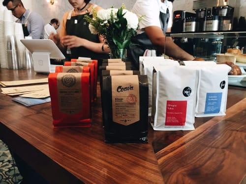 Aprons by Hedley & Bennett seen at Civil Coffee, Los Angeles - Custom Regular Aprons
