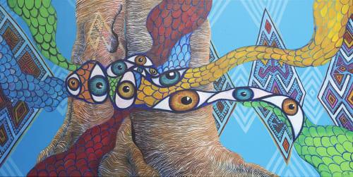 Lara Buelow - Murals and Art