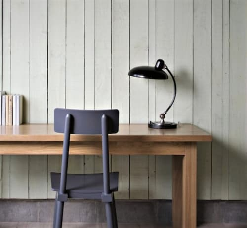 Lighting by Robert Abbey seen at Boro Hotel, Queens - Bruno Table Lamp