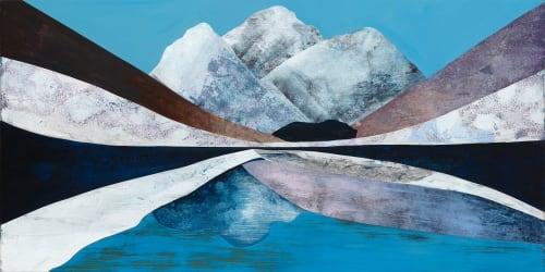 Sarah Winkler - Paintings and Sculptures
