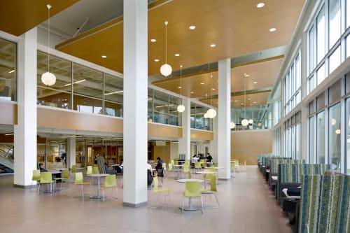 San Francisco State University, Public Service Centers, Interior Design