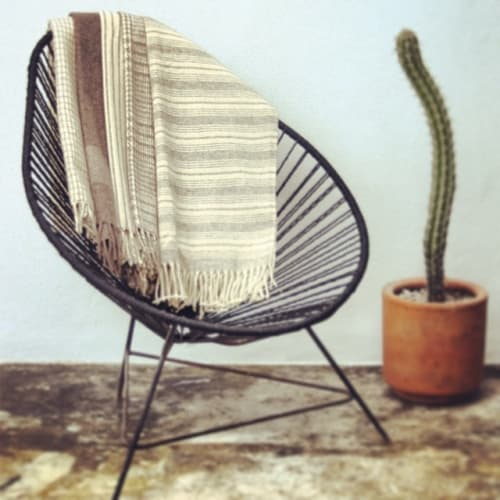 Chairs by Stu Waddell seen at Drift San Jose, San José del Cabo - Aculpulco  Chair