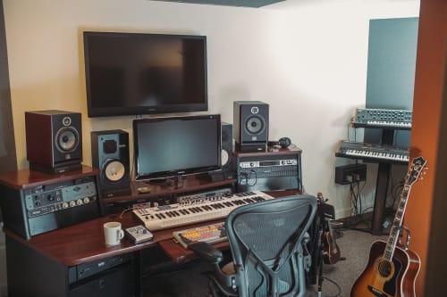 Swell Music + Sound, Studios, Interior Design