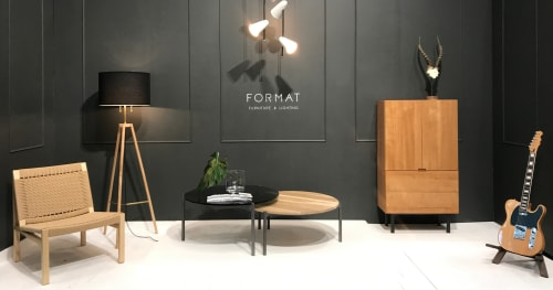 Format Fine Goods - Lighting and Tables