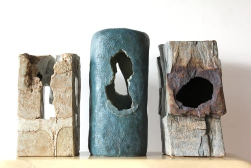 Corinne D. Peterson - Sculptures and Tables