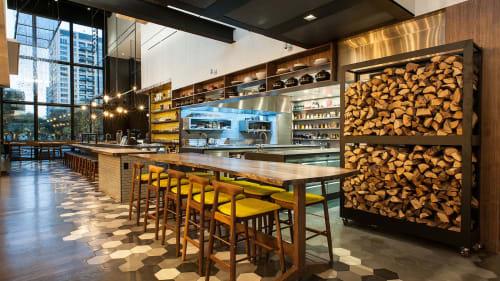 Otium, Restaurants, Interior Design