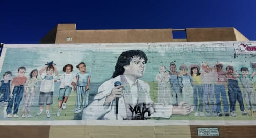 Juan Hector Ponce - Street Murals and Public Art