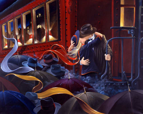 Victor Ostrovsky - Paintings and Art