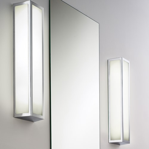 Lighting by Lorenzo Castillo seen at Room Mate Grace Hotel, New York - Bathroom Lights