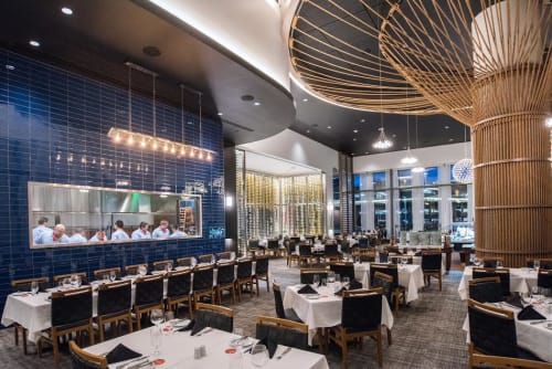 Fogo de Chao Brazilian Steakhouse, Restaurants, Interior Design