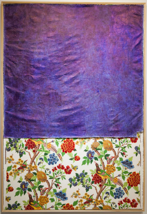 Paintings by LYNX seen at EYP/Stanley Beaman & Sears, Atlanta - LYNX-Mark of Virtue