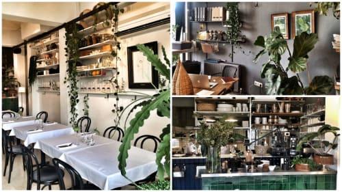 Aman Da Bravo Istanbul, Restaurants, Interior Design