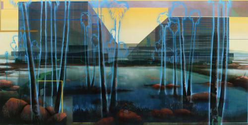 Robert Minervini - Murals and Street Murals