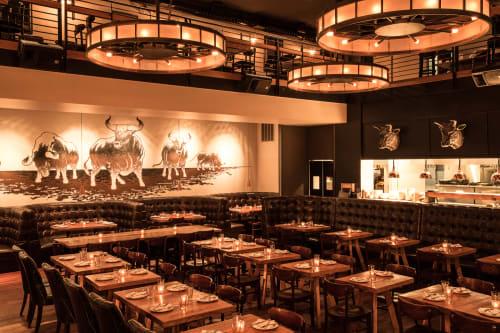 Lolinda, Restaurants, Interior Design
