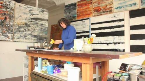 Lynn Basa - Paintings and Art