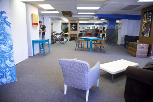 Anchor Coworking Space, Urban Canvases, Interior Design