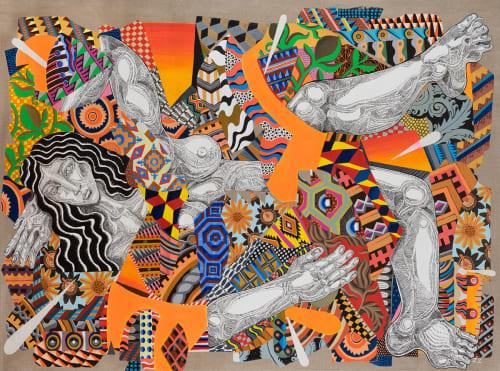 Zio Ziegler - Murals and Street Murals