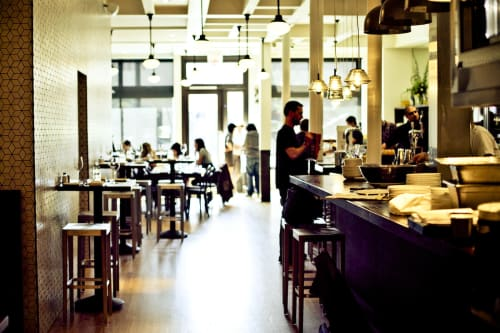 Locanda, Restaurants, Interior Design