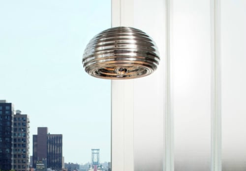Lighting by Achille and Pier Giacomo Castiglioni seen at The Nolitan Hotel, New York - Splügen Braü