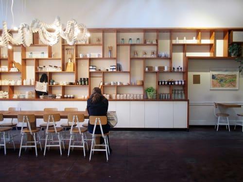 The Mill, Cafès, Interior Design