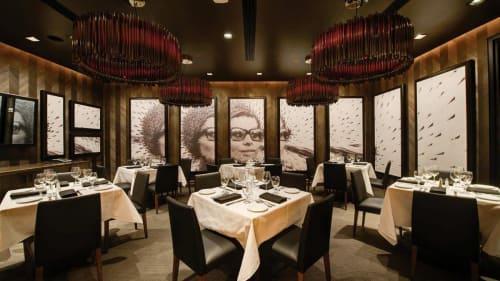 Art & Wall Decor by Lola Dupré seen at Ocean Prime Beverly Hills, Beverly Hills - Sophia Loren