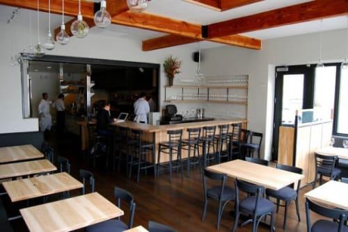 Commonwealth, Restaurants, Interior Design