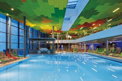Therme Wien, Hotels, Interior Design