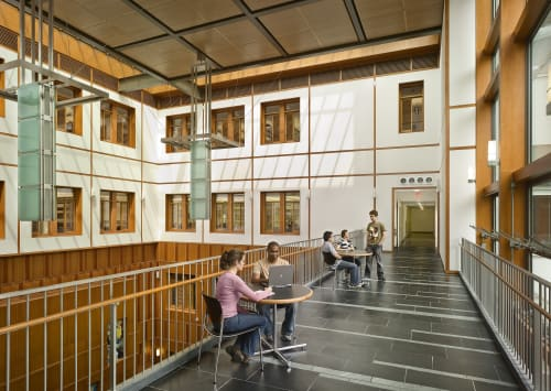 University of California, Berkeley, Public Service Centers, Interior Design