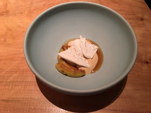 Tableware by Jereds Pottery at Nico, San Francisco - Jack Bowl