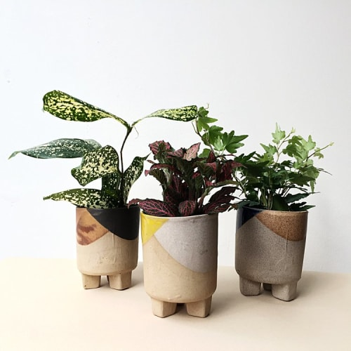 Vases & Vessels by fefostudio seen at Fox Fodder Farm, Brooklyn - Flower Pot
