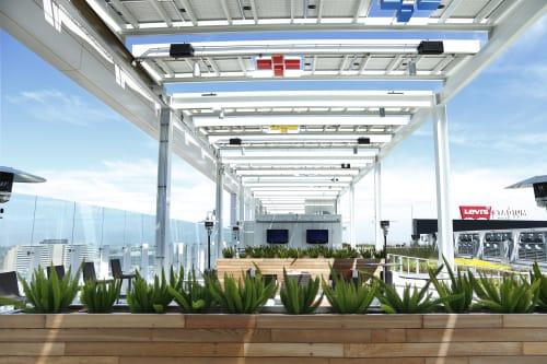 Levi's Stadium's NRG Solar Terrace