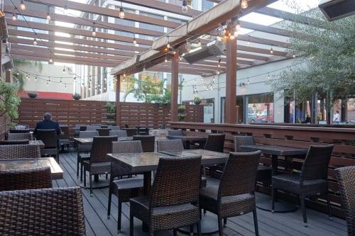 Running Goose - Hollywood, CA, Restaurants, Interior Design