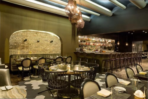 Boka, Restaurants, Interior Design