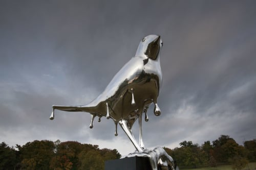 Lawrence Argent - Sculptures and Public Sculptures