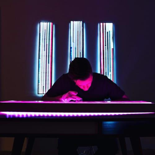 Lighting by Light-Reel seen at Brooklyn, New York, Brooklyn - Cinematic Light Frames